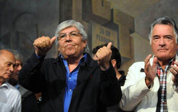 Los gremialistas exigen subir el piso de Ganancias y reabrir paritarias.