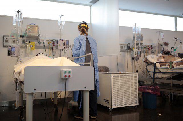 Coronavirus: 384 argentinos fallecieron en las últimas 24 horas