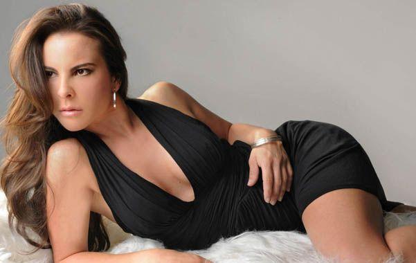 En la mira. La afamada actriz está en el ojo de la tormenta por su relación con el líder del Cártel de Sinaloa.