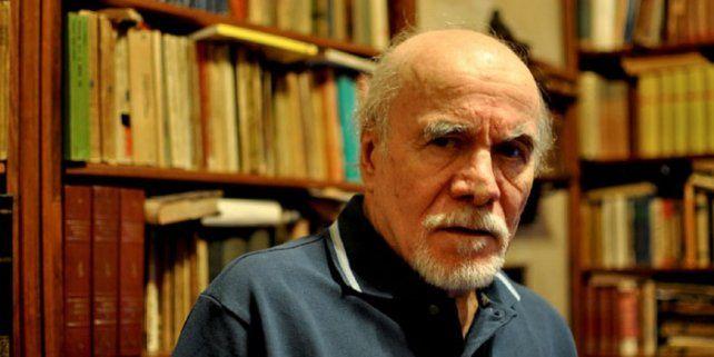 Murió Abelardo Castillo, uno de los grandes nombres de la literatura argentina del siglo XX