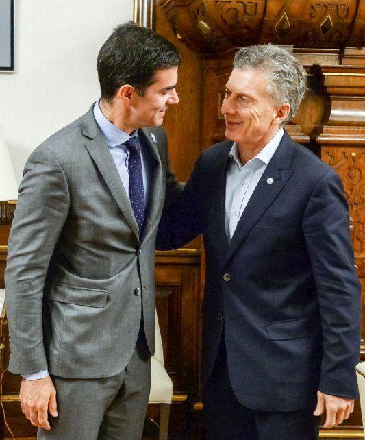 Macri recibió a Urtubey para avanzar en el consenso básico
