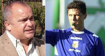 La declaración del ex árbitro Javier Ruiz en Diputados fue contundente y sincera
