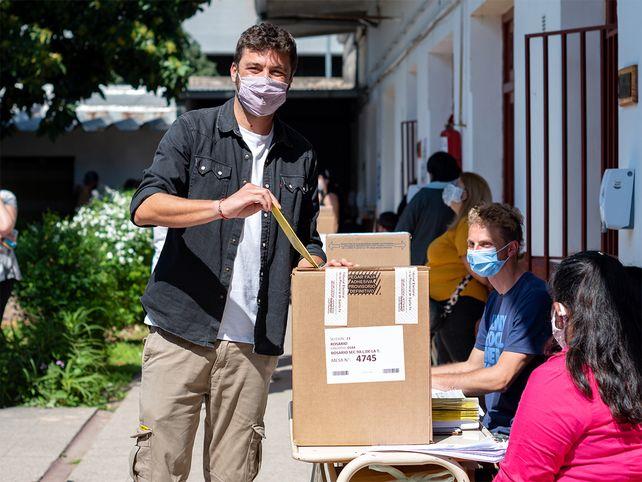 Monteverde se mostró confiado de cara a las elecciones definitivas.