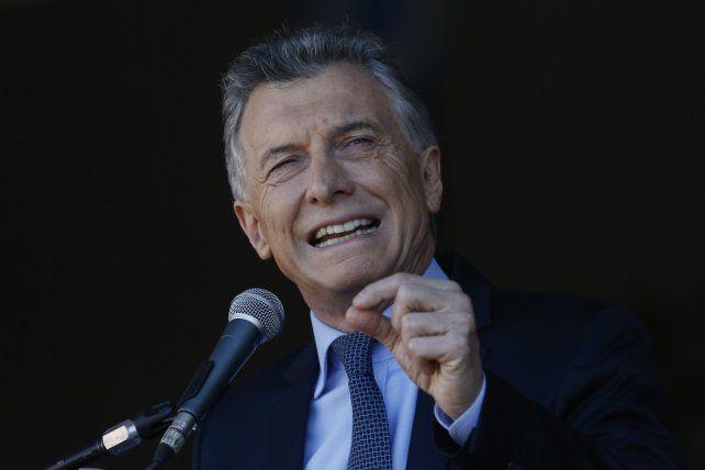 Macri pidió a sus votantes que blanqueen su apoyo