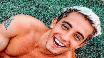Matías Ezequiel Montín tiene 20 años. Fue atacado en un boliche marplatense.