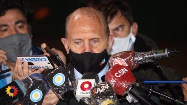 Perotti aseguró que el objetivo del presidente es el rescate de Vicentin