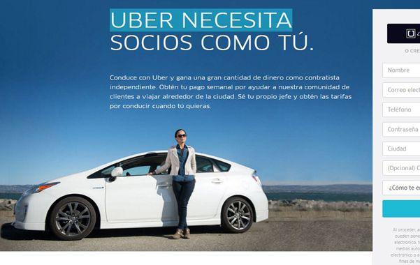A un click. Las aplicaciones tecnológicas como Uber están modificando los servicios y negocios en todos los rubros.