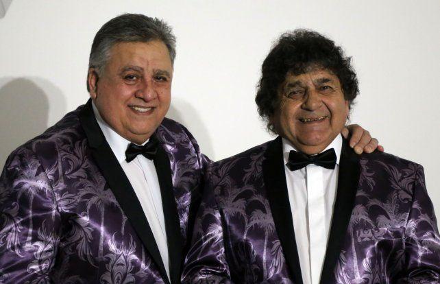 Los Palmeras están entre los grupos de cumbia más escuchados en el país.