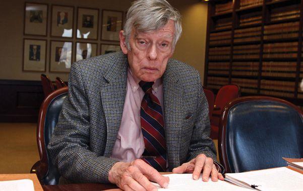 Litigio. Griesa declaró en desacato a la Argentina en septiembre pasado.