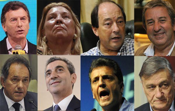 Los precandidatos presidenciales tienen previstas distintas actividades durante los meses de verano.