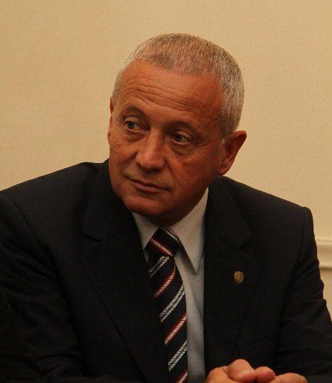 Intendente. Jorge Placenzotti fue denunciado en la Justicia penal.