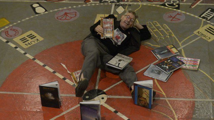 Héctor Ansaldi: Soy una suerte de médium que recibe y escribe
