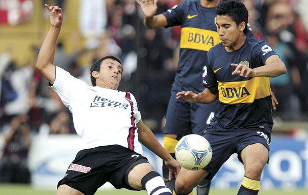 ¿Se viene? Pol Fernández quiere jugar en Central y así se lo hizo saber a los dirigentes de Boca.