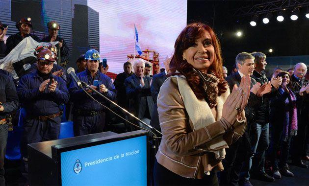 Cristina dijo a Niembro le dieron el choripán de los 20 millones de pesos