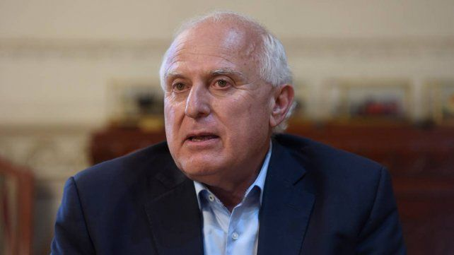 Lifschitz sigue en terapia intensiva