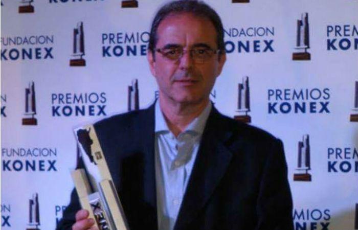 El músico Jorge Fandermole ya había sido distinguido en 2005 por la entidad.