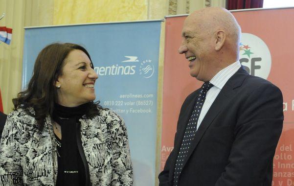 La intendenta de Rosario y el gobernador de Santa Fe serán los encargados de abrir oficialmente