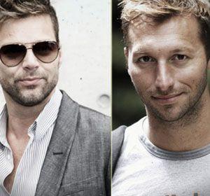 Quién es el famoso al que vinculan con Ricky Martin