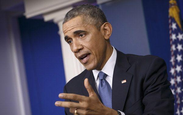 Preocupación. Obama admitió que el Congreso está dividido sobre Cuba.