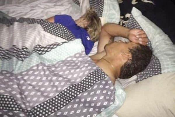 La venganza de un hombre que encontró a su novia con el amante en su cama totalmente borrachos