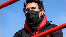 Por cuestiones sanitarias Domínguez no quiere jugar amistosos fuera de Santa Fe.