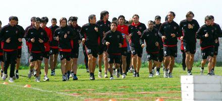Spolli podría llegar en condiciones para enfrentar el domingo a Independiente