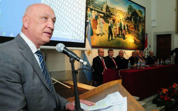 El gobernador participó de la XXVIII Jornada Nacional de Ministerios Públicos.