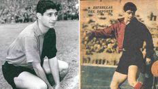 Según pasan los años. El Piojo Yudica debutó en Newells en 1954. Y como técnico dirigió al mejor equipo de su historia.
