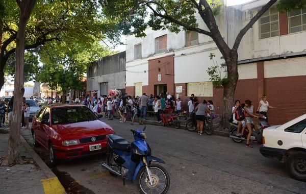 Los padres de un alumno de 7º grado de la Escuela Nº 79 República del Paraguay denunciaron que es víctima de bullying. (Foto: E. Rodríguez)