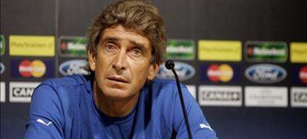 El chileno Manuel Pellegrini es el nuevo director técnico del Real Madrid