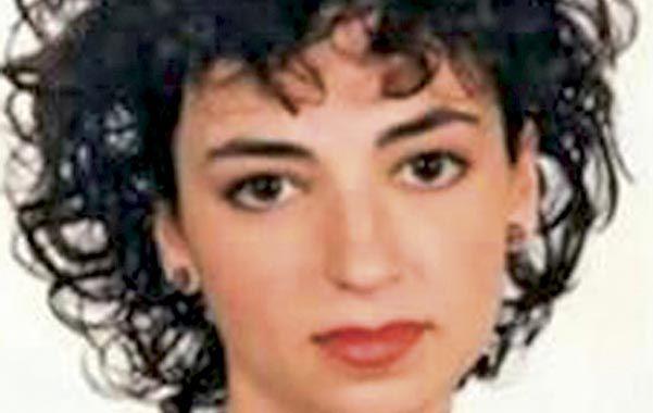 Víctima. Ana María Martos Nieto fue sepultada bajo 180 kilos de arena.