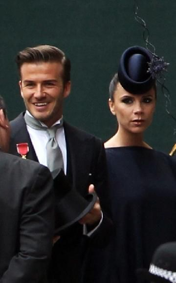 Nació la hija de Victoria y David Beckham