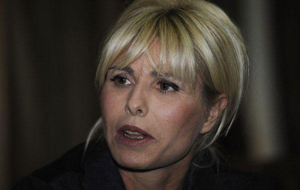 Rabolini estuvo en Rosario como presidenta de la Fundación Banco Provincia.