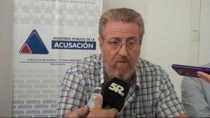 La investigación fue llevada adelante por el fiscal Aldo Gerosa.