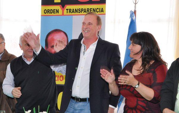 Raúl Ponzio y Soledad Diez de Tejada lanzaron sus precandidaturas.