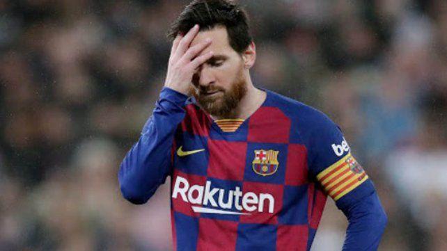 Messi deberá quedarse un año más en Barcelona. ¿Un dolor de cabeza para el rosarino?