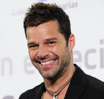 ¿Qué conocido modelo argentino estuvo cenando con Ricky Martin—