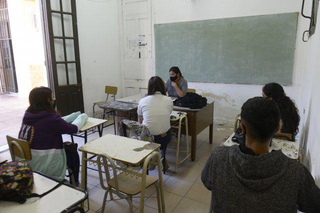Las clases presenciales son una de las demandas más fuertes de los padres de los alumnos.
