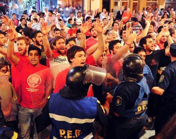 La Juventud Radical manifestó su rechazo a la alianza con el PRO.
