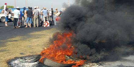 El paro agrario va hacia una rebeldía incontrolable dice el titular de la FAA