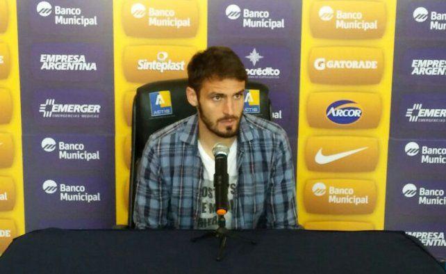 Torsiglieri señaló que el objetivo de Central este año es pelear el torneo y la Copa Argentina