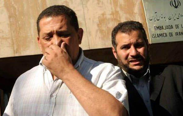 D'Elía y Khalil actuaban como una embajada paralela.