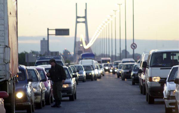 A 9 años de la inauguración del puente Rosario-Victoria