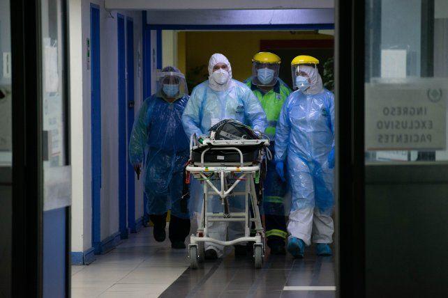 Rosario registró 14 muertes por coronavirus tras cinco días sin decesos