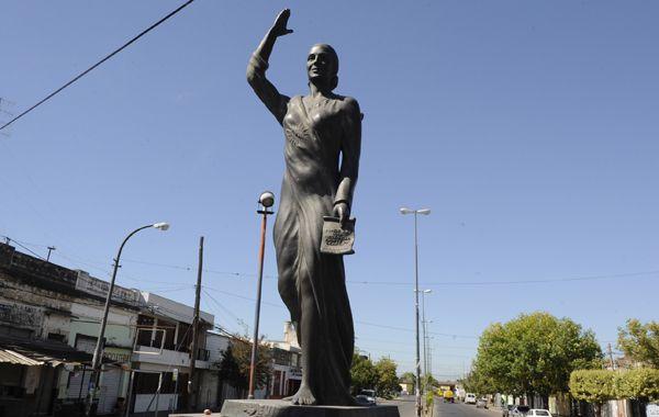 Hoy se cumplen 60 años de la muerte de Eva Duarte.