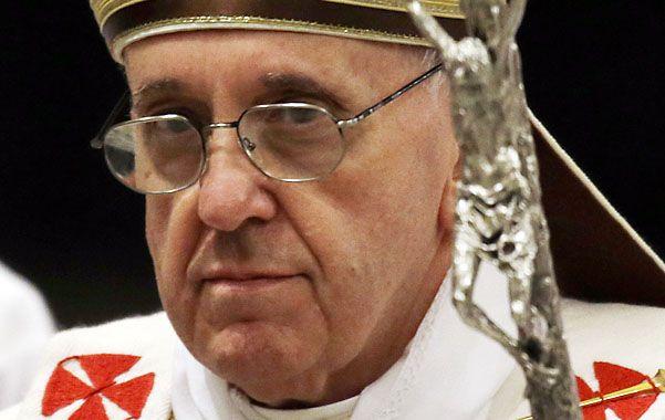 El Santo Padre. Francisco ha mostrado una sencillez lejana a la pompa.