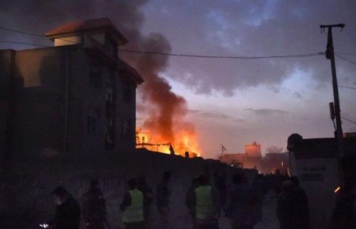 Dos muertos y 15 heridos tras un ataque suicida en un restaurante de Kabul