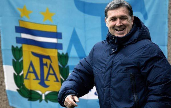 El Tata conducirá a la selección hasta el Mundial de Rusia 2018.