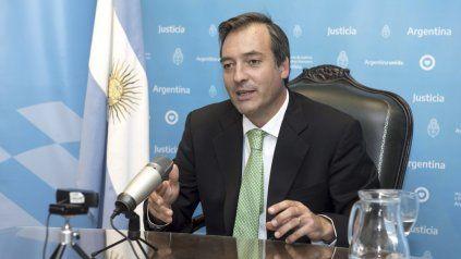 Soria, titular de la cartera de Justicia.