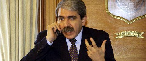 Aníbal Fernández calificó de canallada el informe sobre la valija